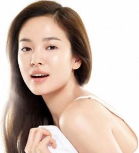 korean actress skin care
