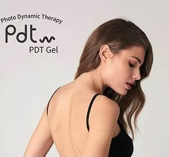 pdt photodynamic therapy acne treatment for back
