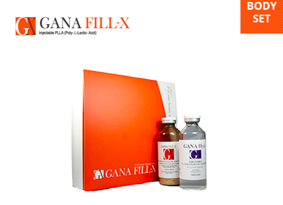 gana fill X body set
