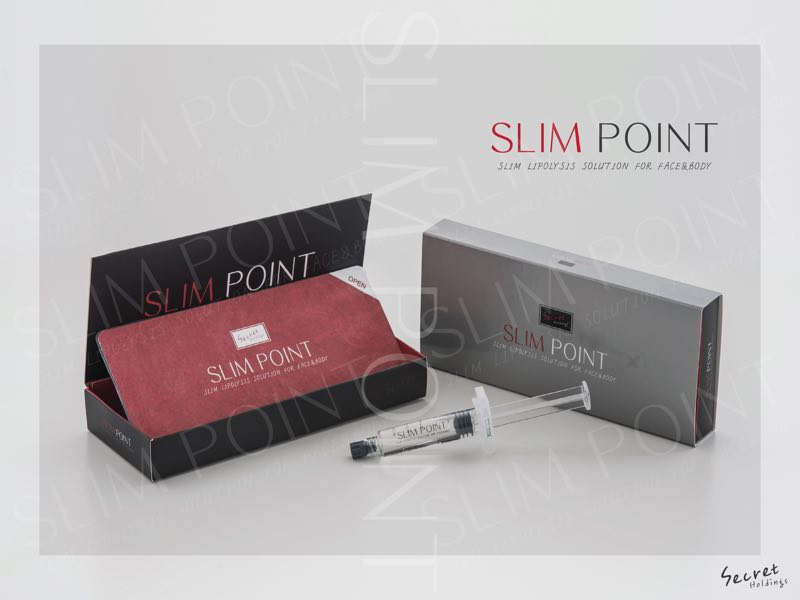 New lipodissolve solution Slim Point Lipolysis Injection compares to